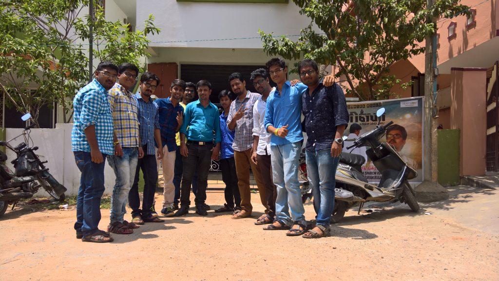Team Phirisha at Tanjore