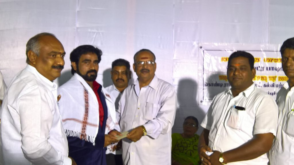 "Director Ramkumar getting appreciation for the movie ""Mottae"""